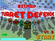 Bitmap Turret Defense