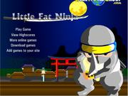 Little Fat Ninja