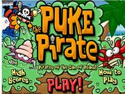 Puke The Pirate