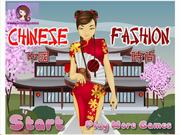 Chinese Fashion Dress Up