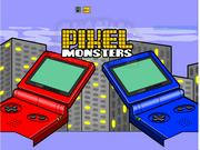 Pixel Monsters