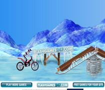 Bike Mania 3 On Ice